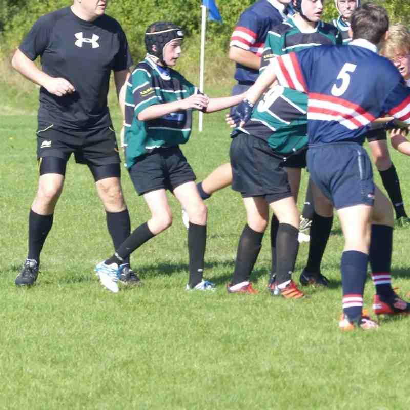 U14s v Doncaster