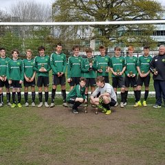 Under 16's NEHYL and Combined Cup Finals