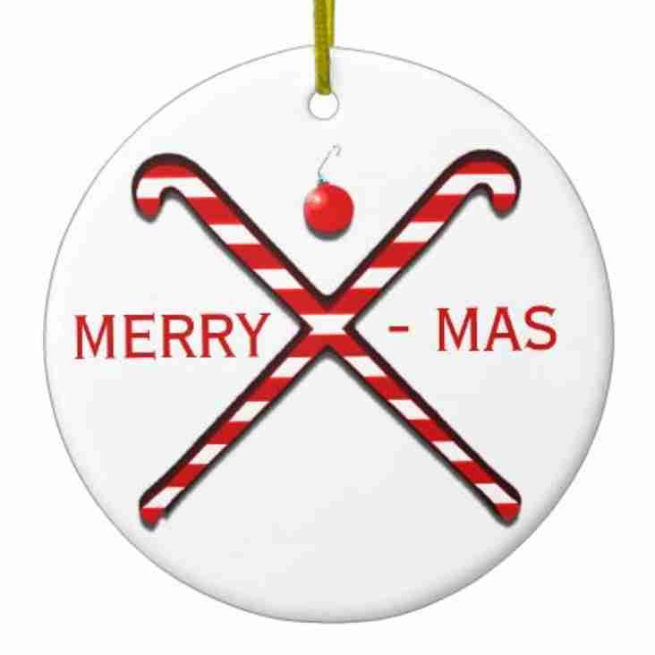 Season's Greeting from Maidenhead Hockey Club