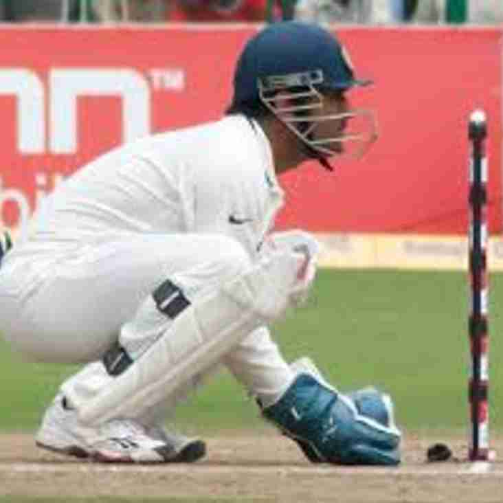 Youth section wicket keeping coaching.