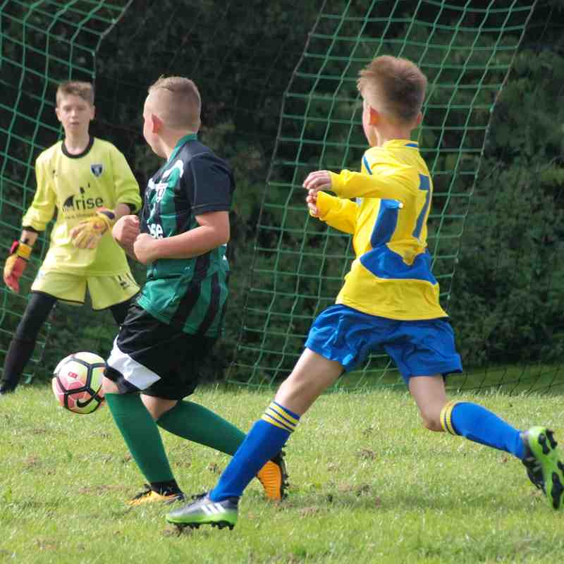 Under 12 Yellows 17/18