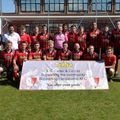Longlevens AFC beat Binfield 4 - 1