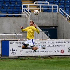 Farnborough 5 - 1 Longlevens AFC - Photos by Don Blandford