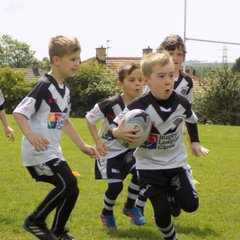 DVB Under 7's (H) v Featherstone Lions