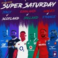 NatWest 6 Nations Super Saturday!