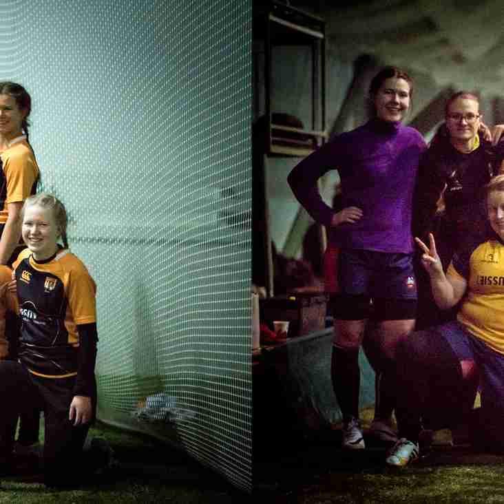 Naisten seiskakausi käynnistyi Talissa / Women's 7's season kicked off in Tali
