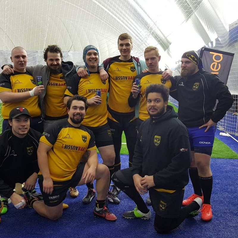 WRC All Backs finish 3rd in the first 7's tournament of 2018