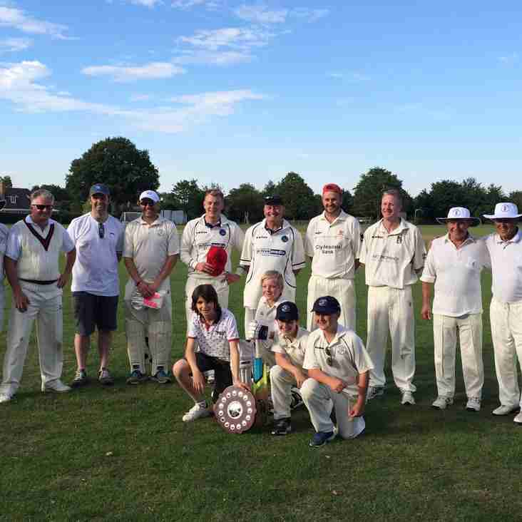 Welcome to Freeland Cricket Club