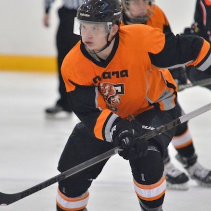 Tigers NIHL Secure Another Future Star<