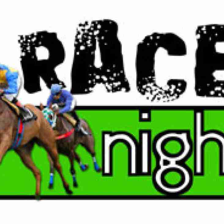 Race Night a Great Success