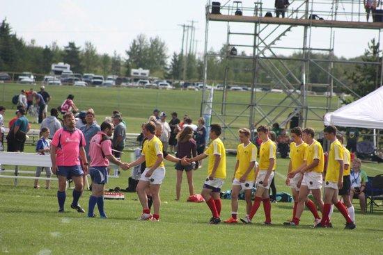 Alberta Summer Games 2016