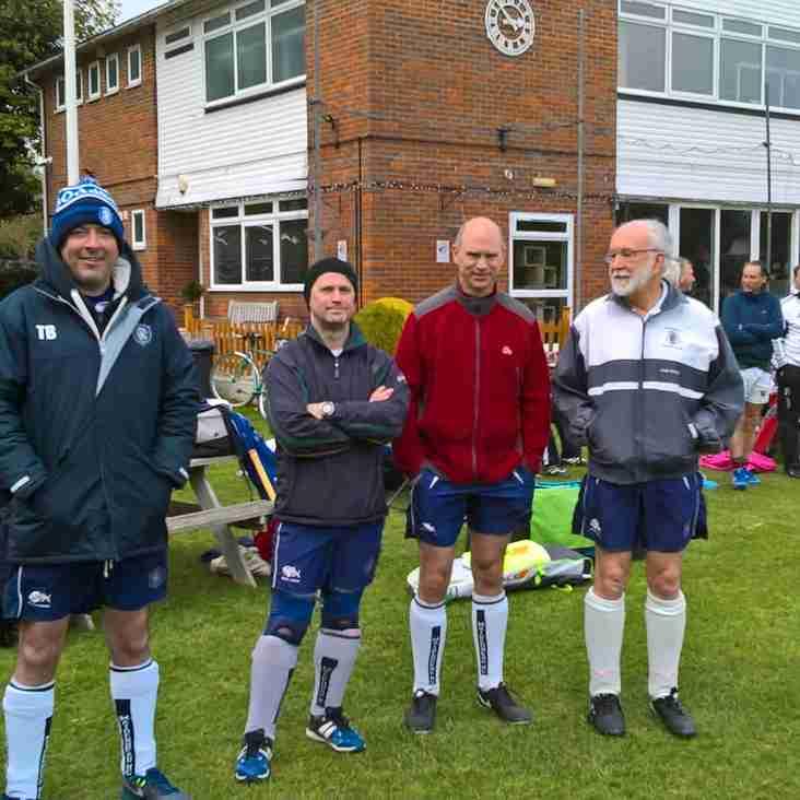 Maidenhead Hockey Club - Veterans Tournament 2019