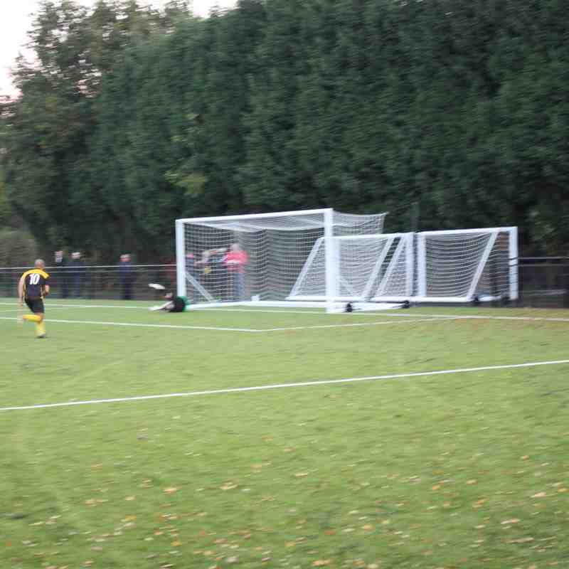 First Team v Coleshill - 31st October 2015