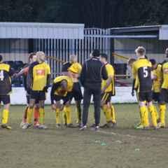 Hucknall Town 4  Belper United 1