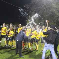 Reserves win the League Cup
