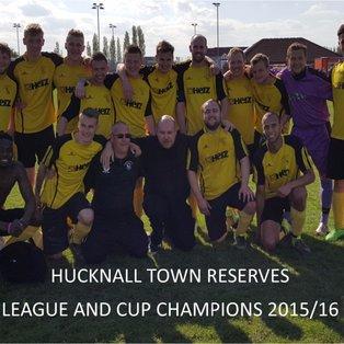Harworth Colliery Res 0 Hucknall Town 3