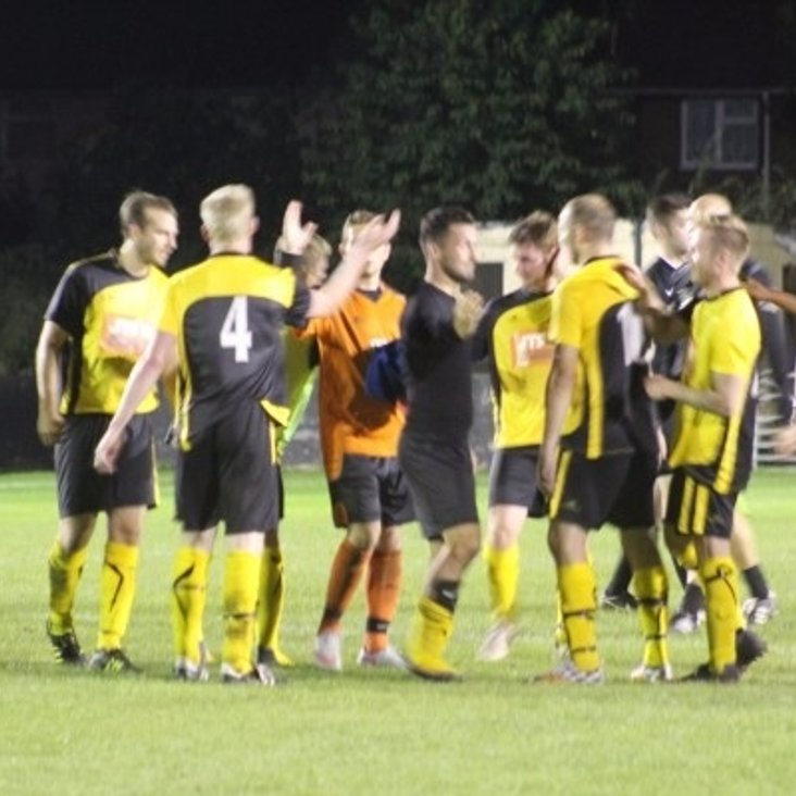 Mixed fortunes for Hucknall&#039;s sides against Eastwood <