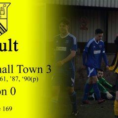 Hucknall Town vs Pinxton 4-2-17