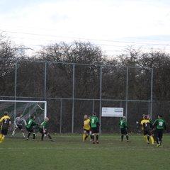 First Team v Keyworth 25-2-17