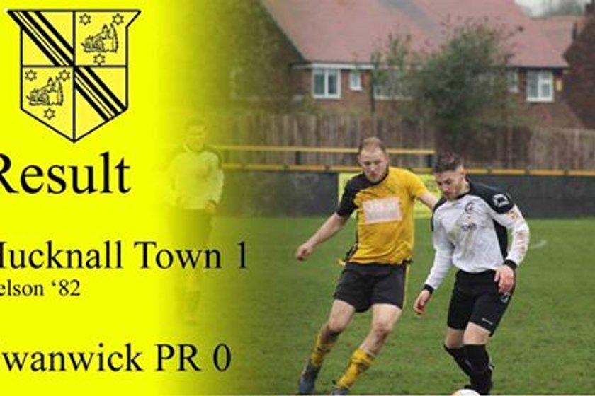 Hucknall Town 1 Swanwick PR 0