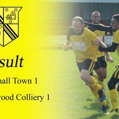 Hucknall Town vs Sherwood Colliery 1-4-17
