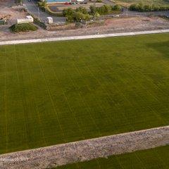 New ground progress