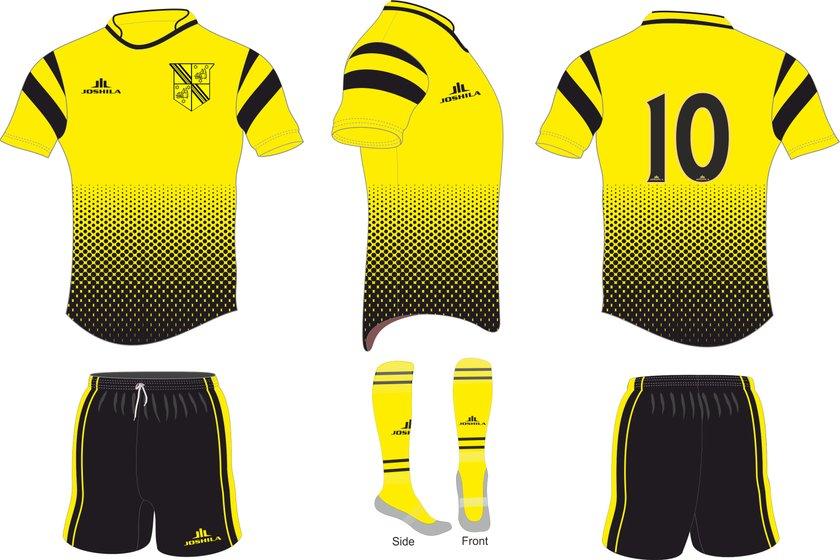 New kit for the 2017-18 season