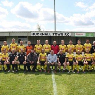 Holbrook Sports 0 Hucknall Town 7