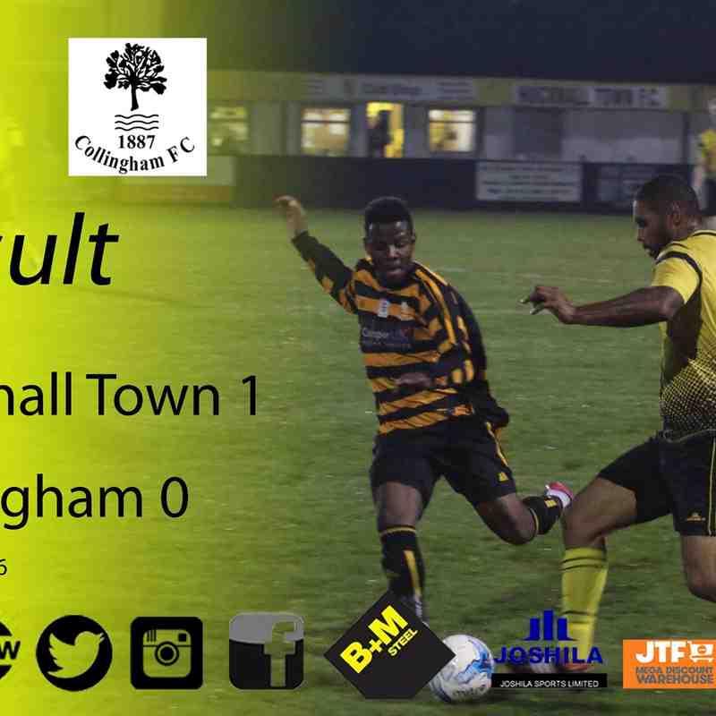Hucknall Town vs Collingham 4-10-17