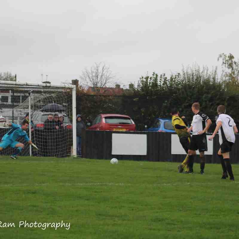 Swanwick PR vs Hucknall Town 7-10-17