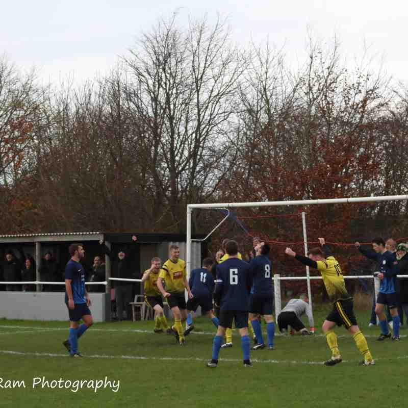 Aslockton & Orston vs Hucknall Town 18-11-17