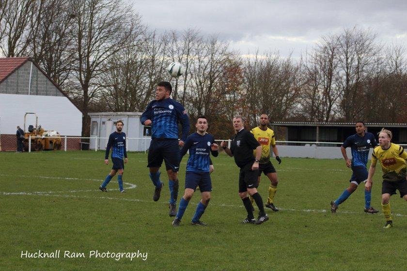 Aslockton & Orston vs Hucknall Town 18-11-17