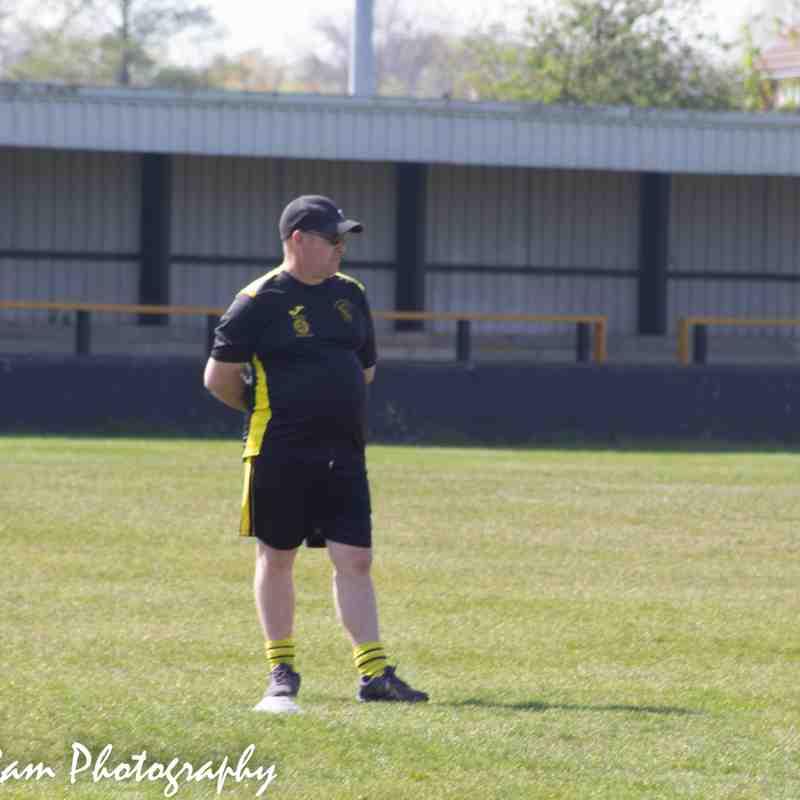 Hucknall Town vs Ashland Rovers 20-4-19