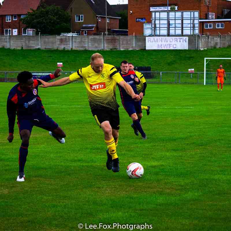 Rainworth MW vs Hucknall Town 7-9-19