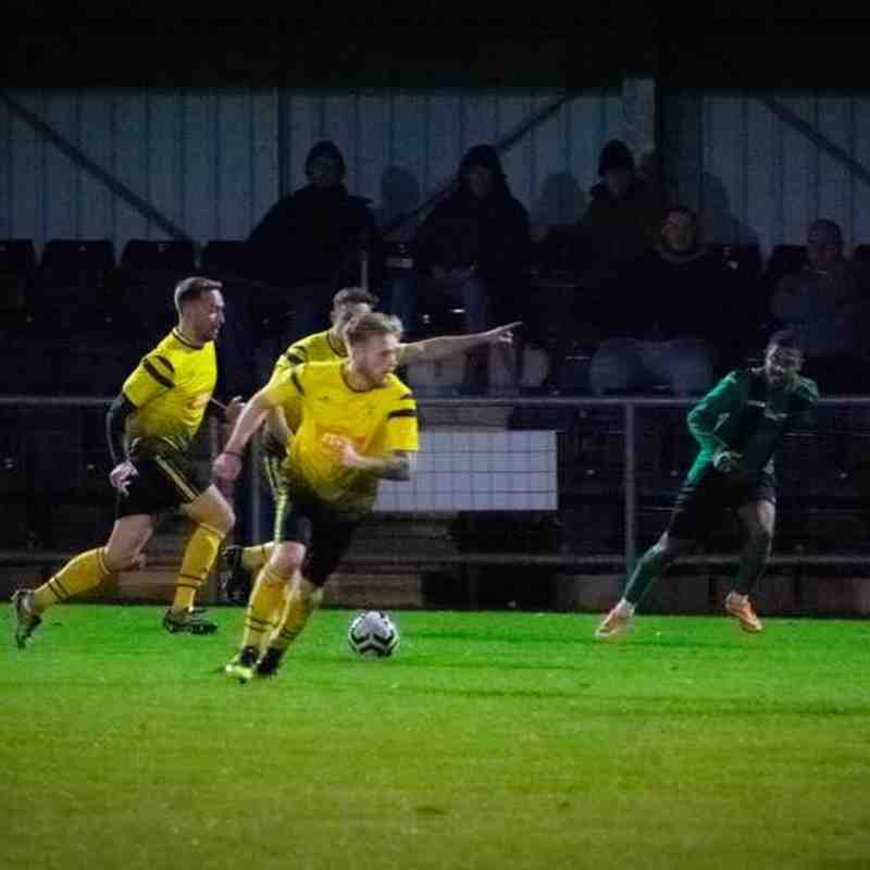 Belper United vs Hucknall Town 30/10/19