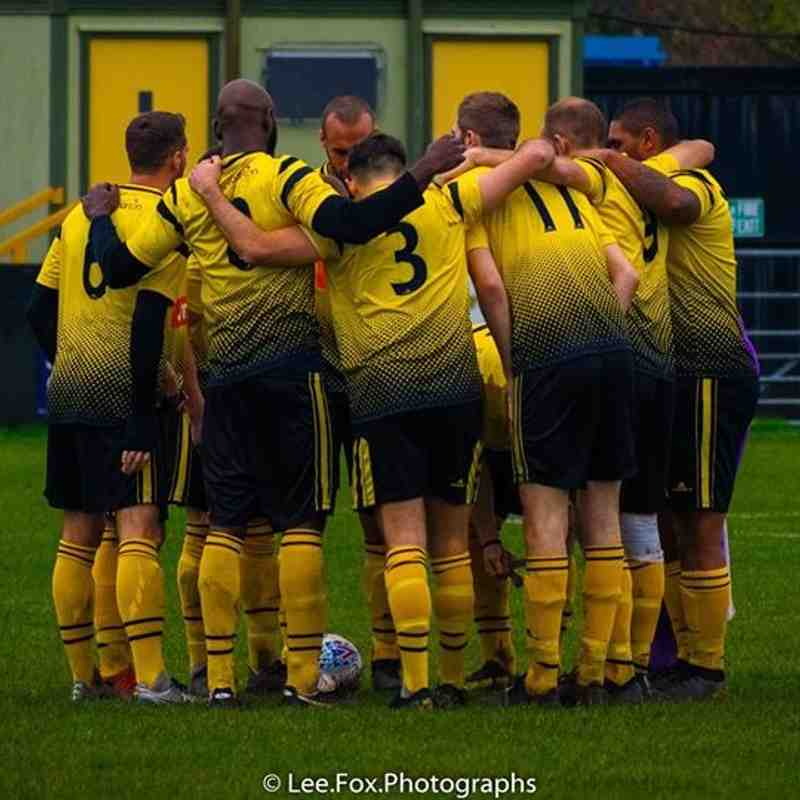 Hucknall Town vs Sherwood Colliery