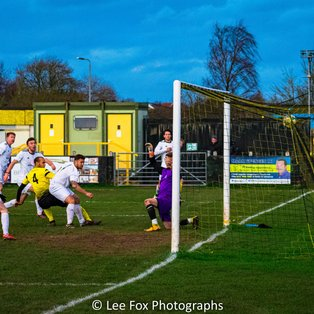Hucknall Town 3 Clifton All Whites 3