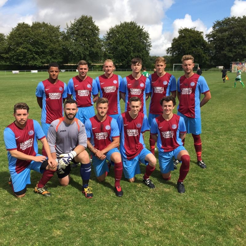 Reserves lose to Wareham Rangers 1 - 6