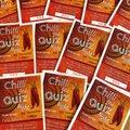 CHILLI & QUIZ NIGHT 9TH NOVEMBER 7PM. CASH PRIZES