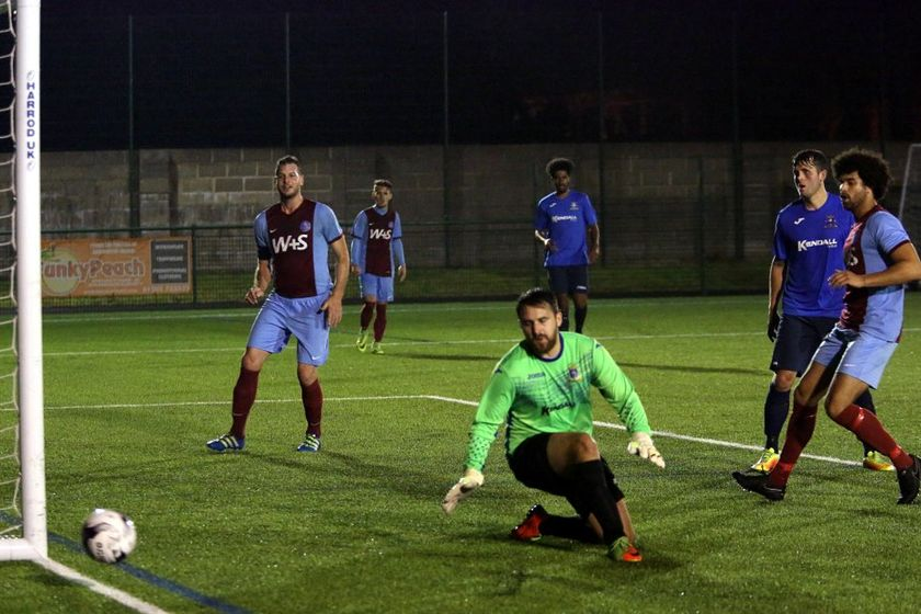 Hammers V AFC Portchester Saturday 3pm KO. 14th october.