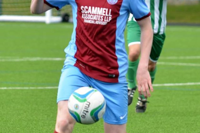 Hammers reserves V Mere Town KO 2.30pm today.