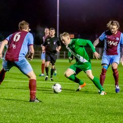 Hammers V Blackfield & Langley.