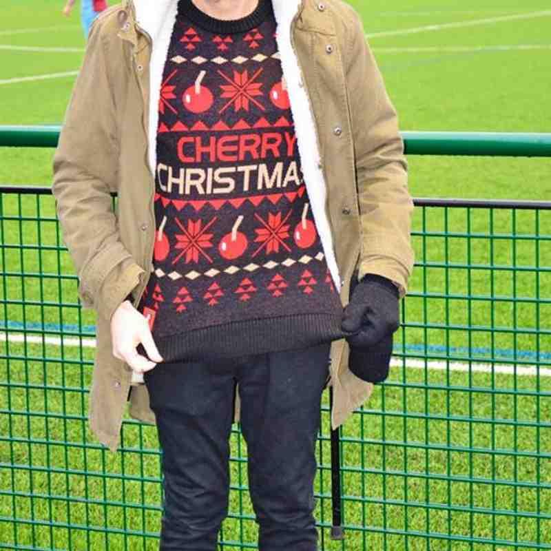 HUFC V amesbury