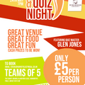 Chilli & Quiz night sponsored by Ringwood Brewery.