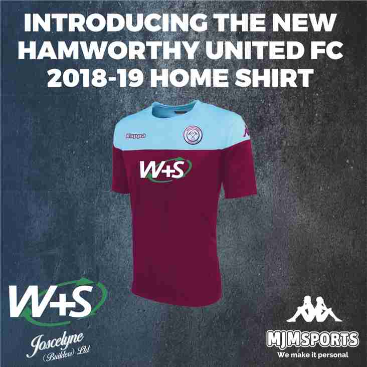 Hammers launch new kit for 2018.
