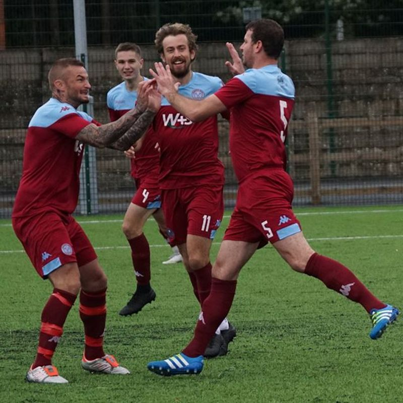 NOW IT GETS SERIOUS TUESDAY NIGHT 7.45pm KO HAMMERS V BAFFINS MILTON ROVERS.