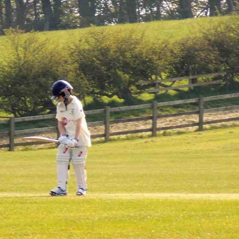 East Yorkshire U13's v North Yorks - Mulgrave CC May 2016
