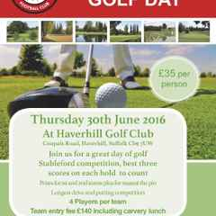 HAVERHILL ROVERS GOLF DAY