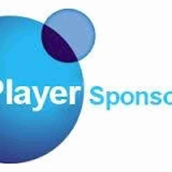PLAYER SPONSORSHIP OPPORTUNITIES