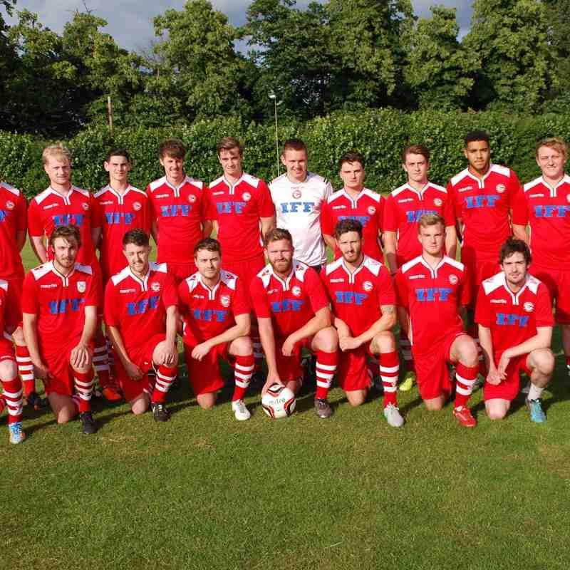 First Team 2016-17